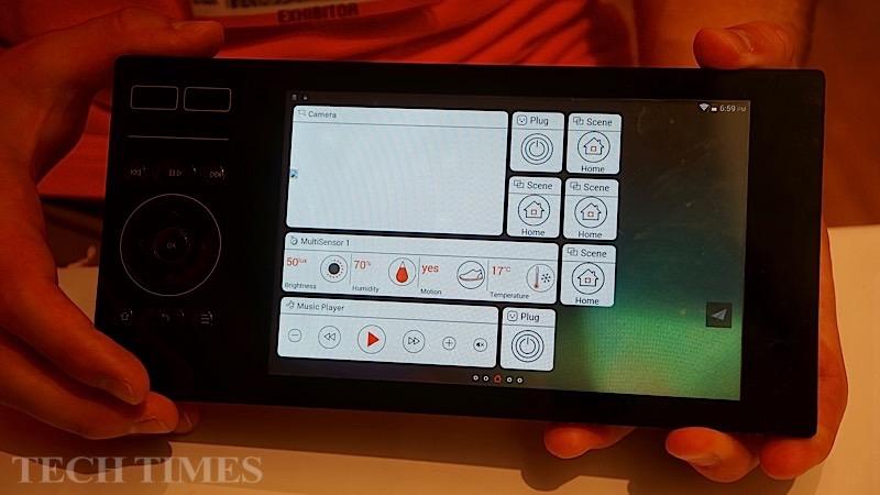 Oomi tablet