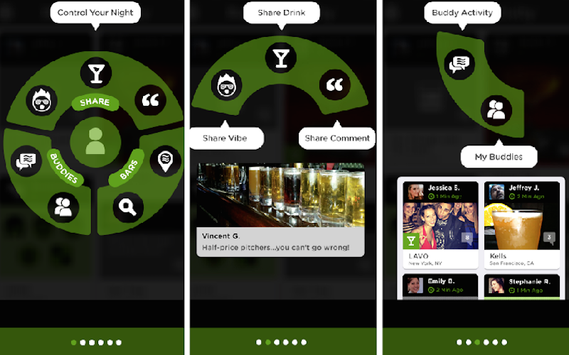 Social Network App BARTRENDr Creates Virtual Bar And Reveals Drinking Trends