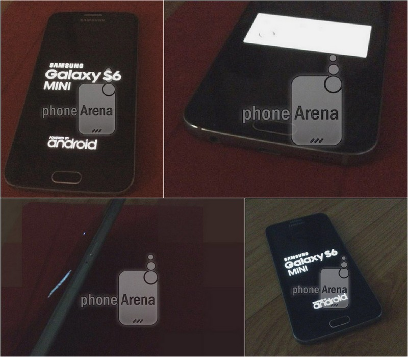 Samsung Galaxy S6 Mini Leaked Images