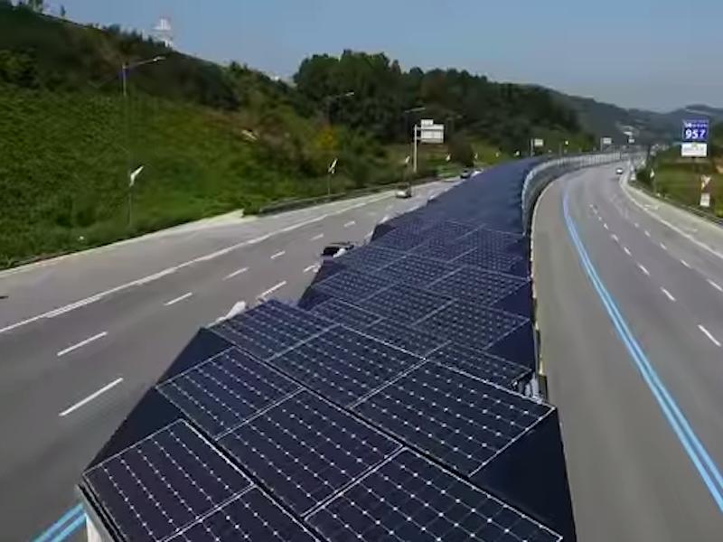 Solar Bike Highway