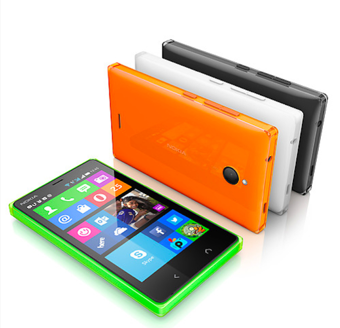 Nokia X2 Android smartphone