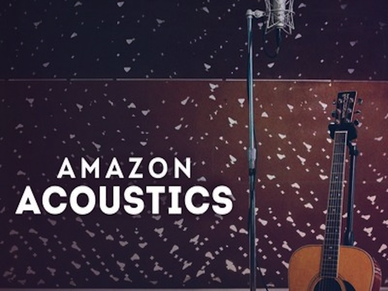 Amazon Prime Music Releases Exclusive Acoustics Of Original Recordings Available To Stream