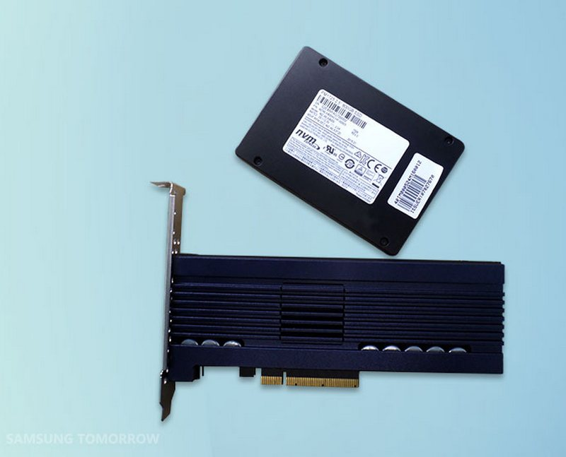 Samsung Rolls Out New Line-up of V-NAND SSDs