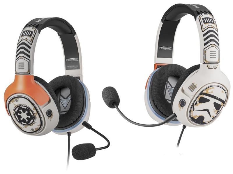 Sandtrooper Gaming Headsets