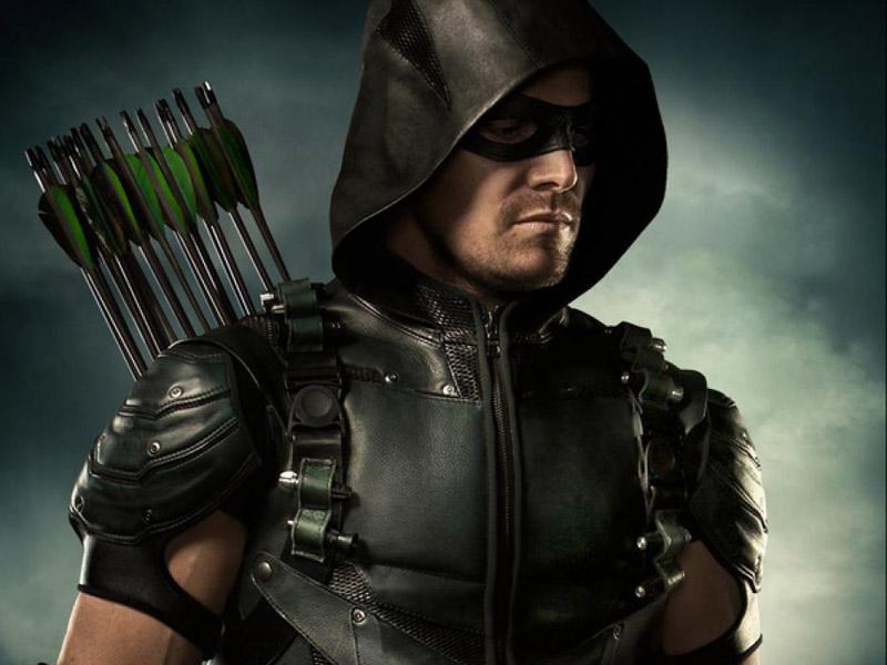 'Arrow' Season 4 poster