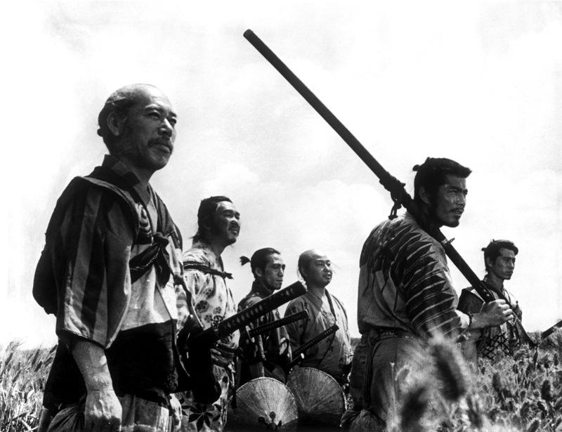 'Seven Samurai'