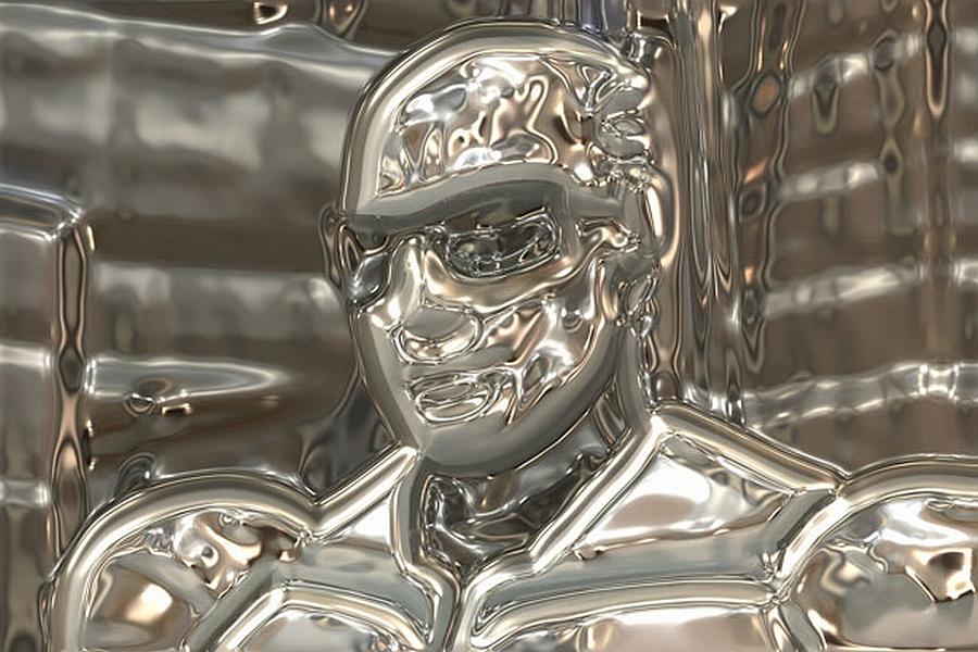 Robot metal