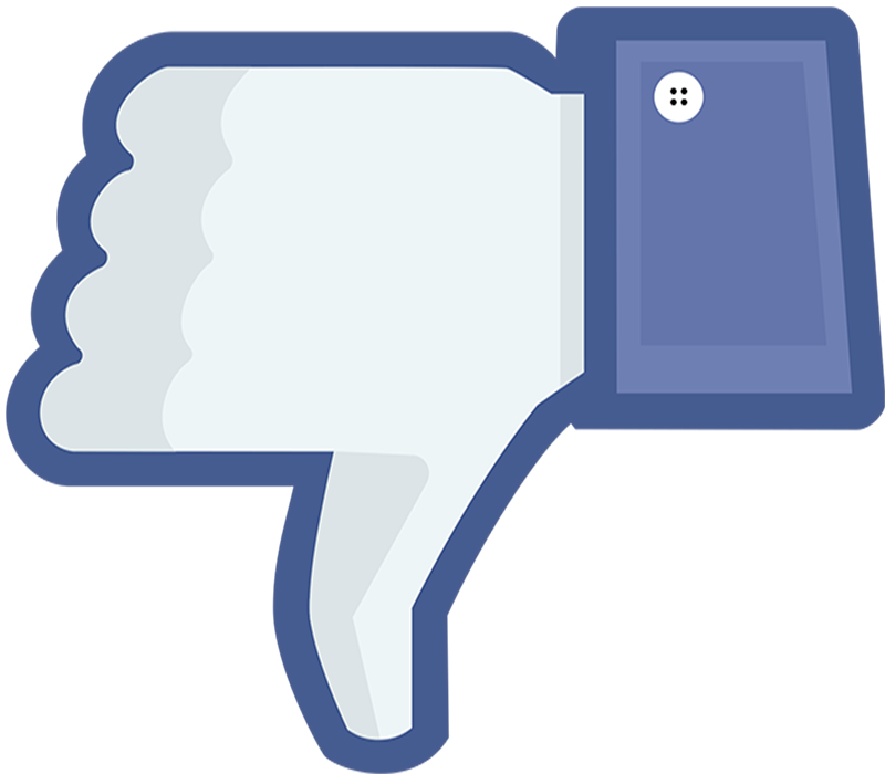 Facebook Is Getting A 'Dislike' Button