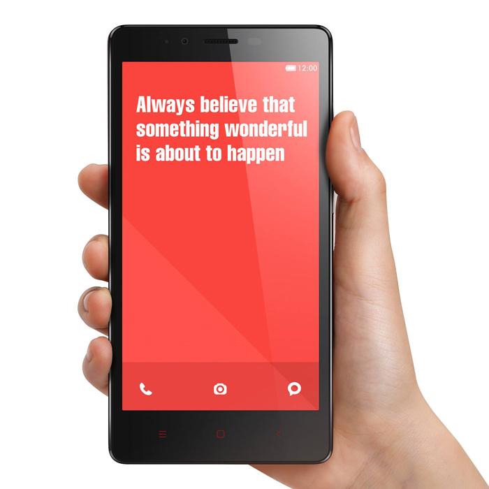 New Xiaomi Redmi Note 4G/LTE