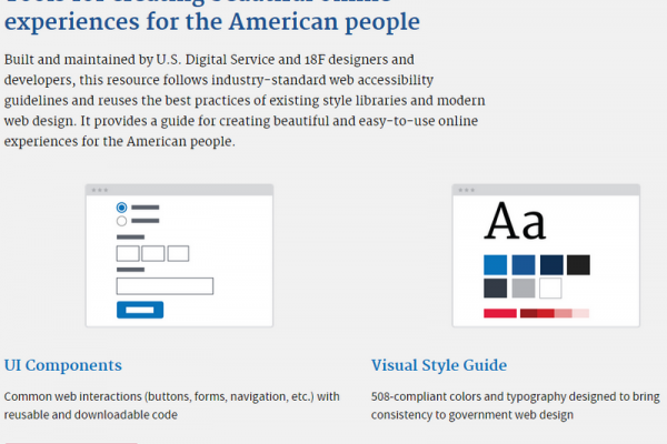 U S Government Issues New Web Design Standards To Make Federal Websites Easier To Use Tech Times