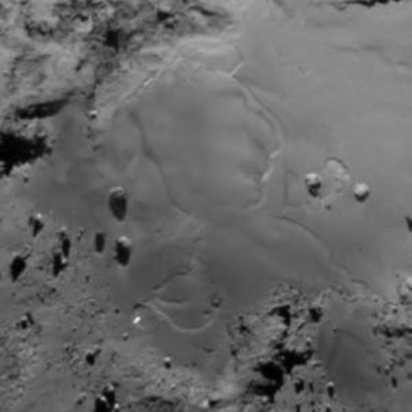Comet 67P/C-G