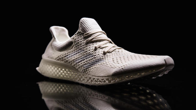 Adidas Reveals Concept For Running Shoes With 3D Printed Midsoles As Part Futurecraft 3D Project