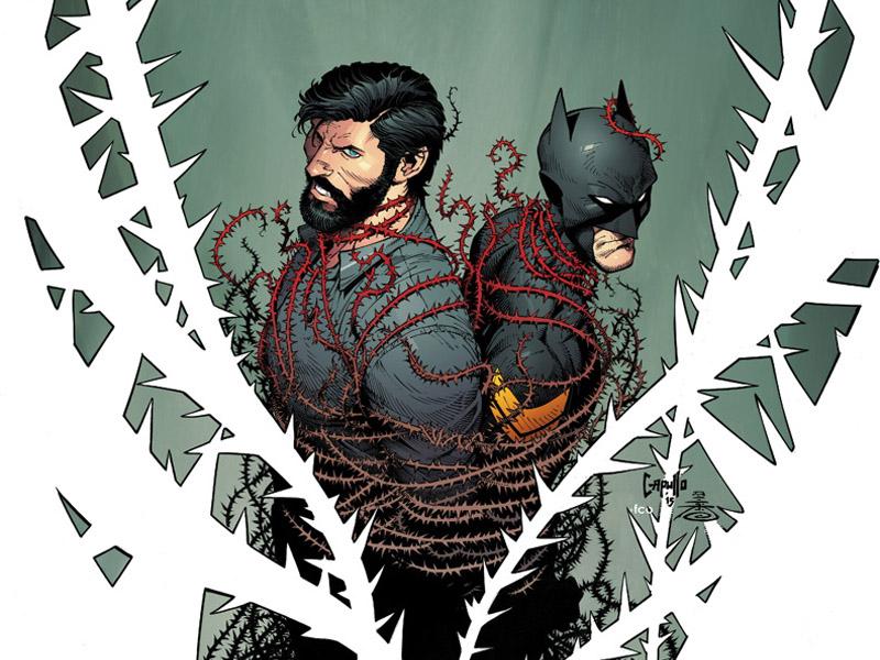 'Batman' #46 cover art