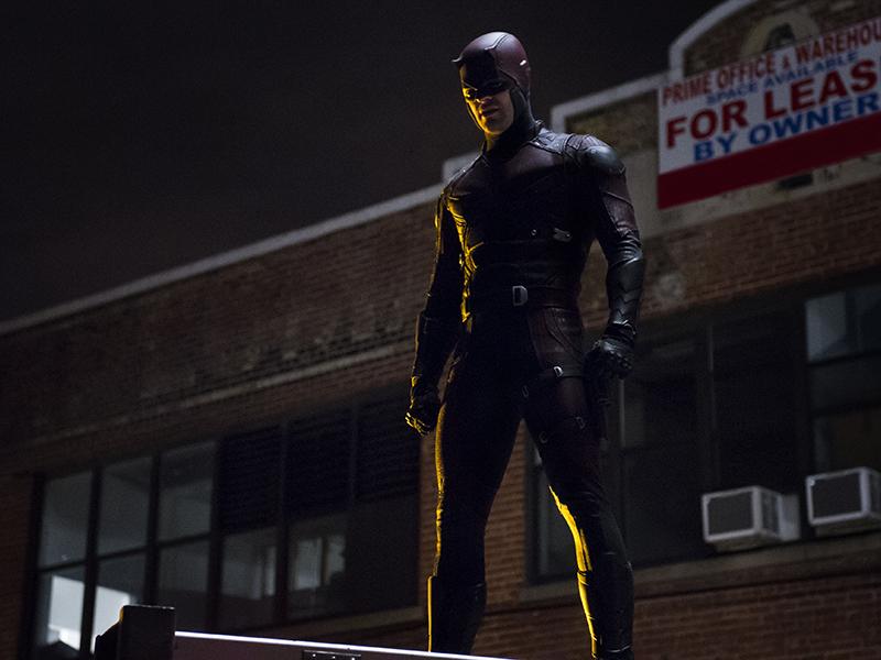 Daredevil - Red Suit