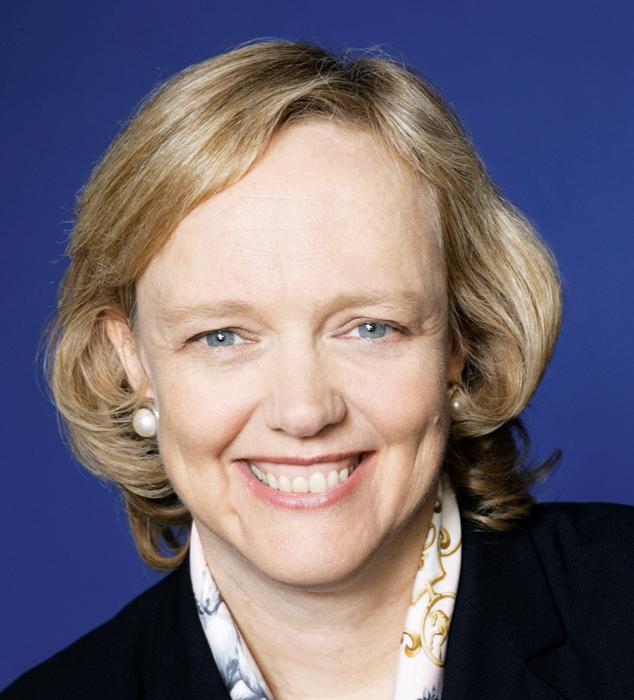Meg Whitman, President and CEO, Hewlett-Packard