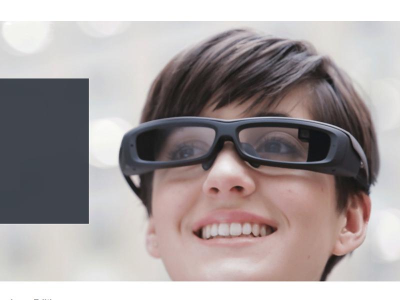 Sony SED-E1 SmartEyeglass