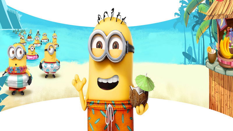 Gaming On-The-Go: Getaway To Your Personal Party Island In 'Minions Paradise' [Interview]