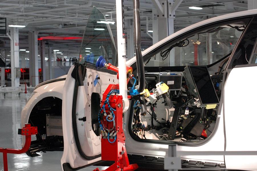 Tesla Security