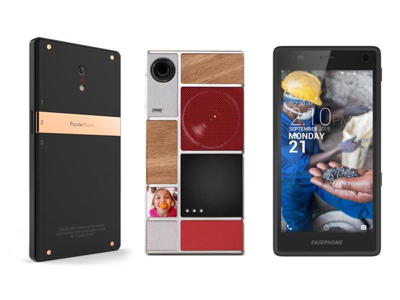 Modular Phones