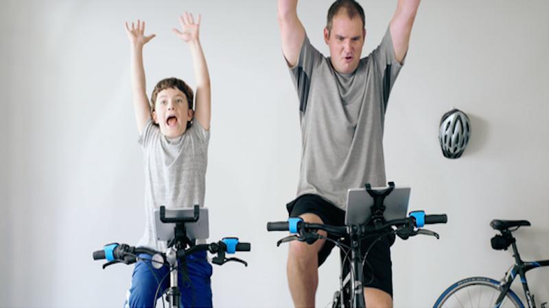 Goji Play 2 Turns Routine Cardio Workouts Into Fun Games