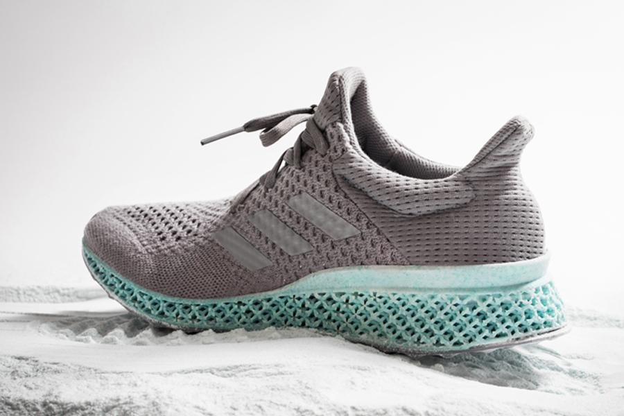 Adidas Recycled Ocean Waste Shoe