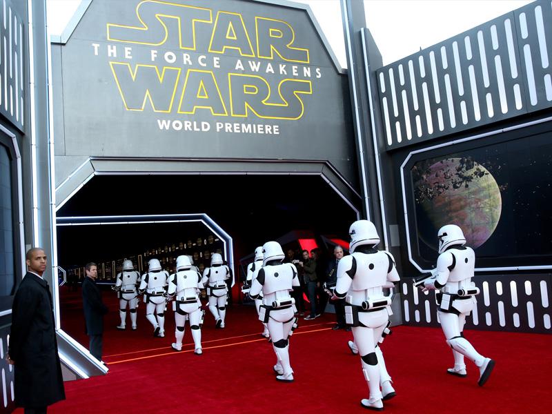 Star Wars Premiere
