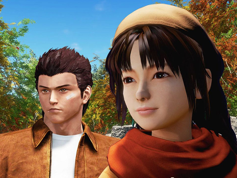 Shenmue 3 - Main Cast
