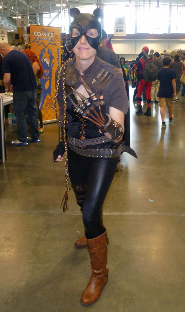 All the awesome cosplay from Wizard World Nashville Comic Con