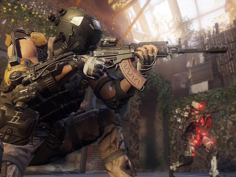 Call of Duty: Black Ops III - Bionic Soldiers