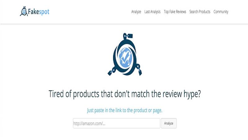 This Web Tool Helps Identify Fake Amazon Reviews