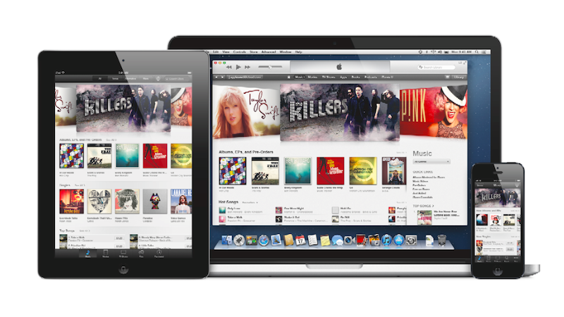 Apple Merges Free iTunes Radio To Its  Subscription-Based Streaming Service
