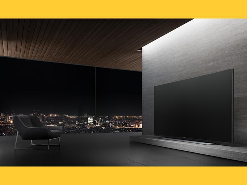 Panasonic TV 4K Ultra HD