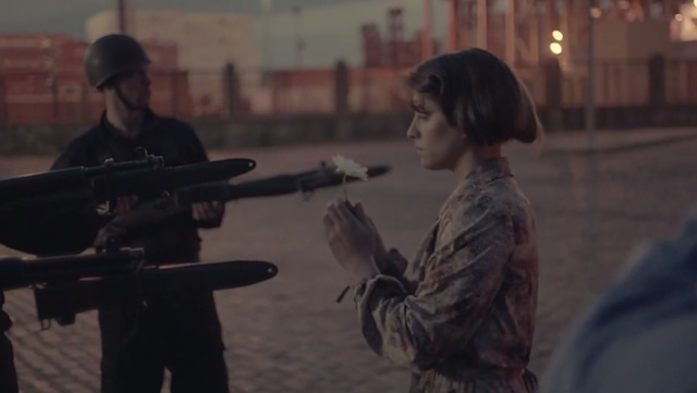 Watch Leica recreate 35 of the most iconic photos in 100th anniversary ad