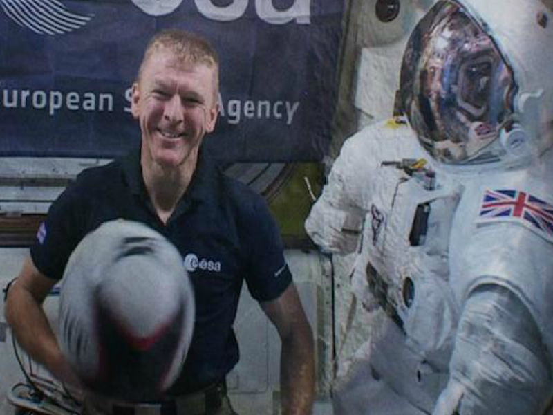 BBC To Beam Live Rugby Broadcast Into Space