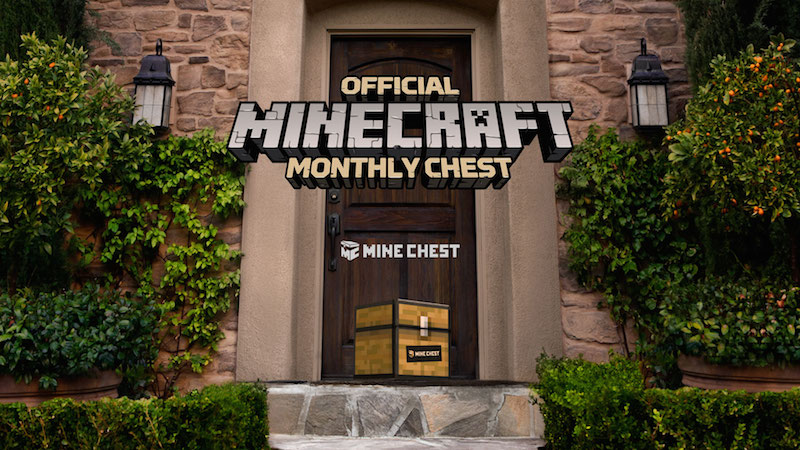 Mojang Announces Monthly Delivery Service For 'Minecraft' Gear And Exclusive Items