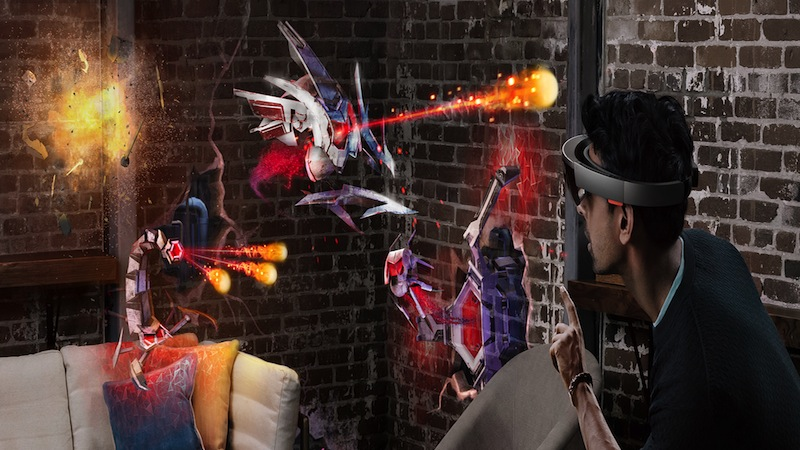 Microsoft Announces List Of Apps And Games For HoloLens, Preorders For Developers Start Today