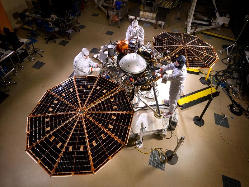 NASA Insight Mission
