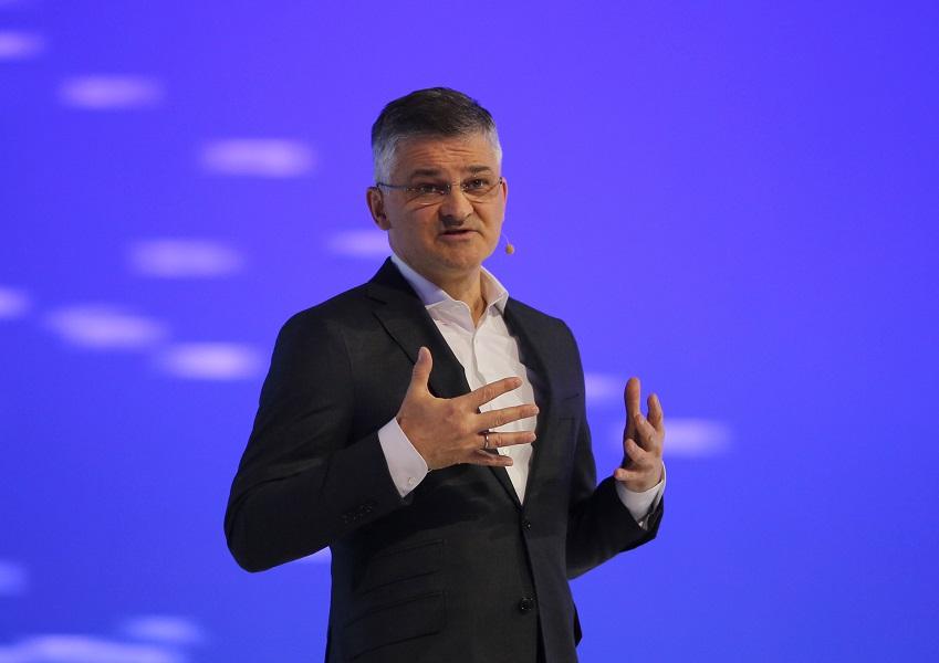 Former Volkswagen US CEO Michael Horn
