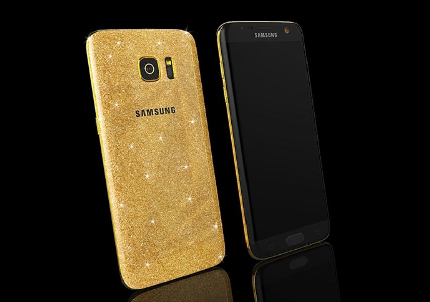 Goldgenie's Samsung Galaxy S7