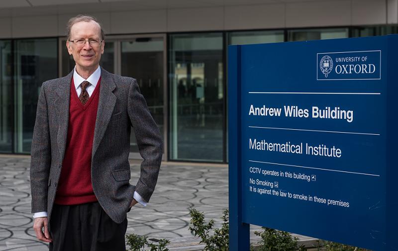 Professor Andrew Wiles