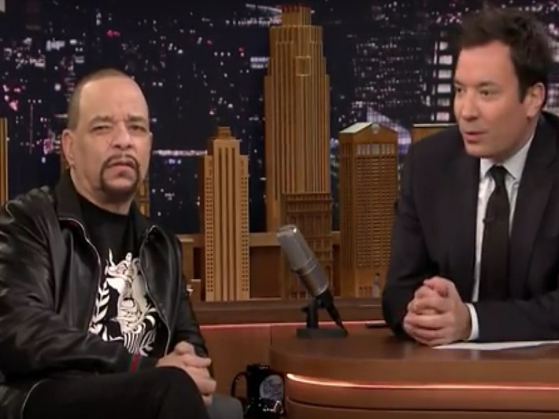 Ice-T, being amazing as always