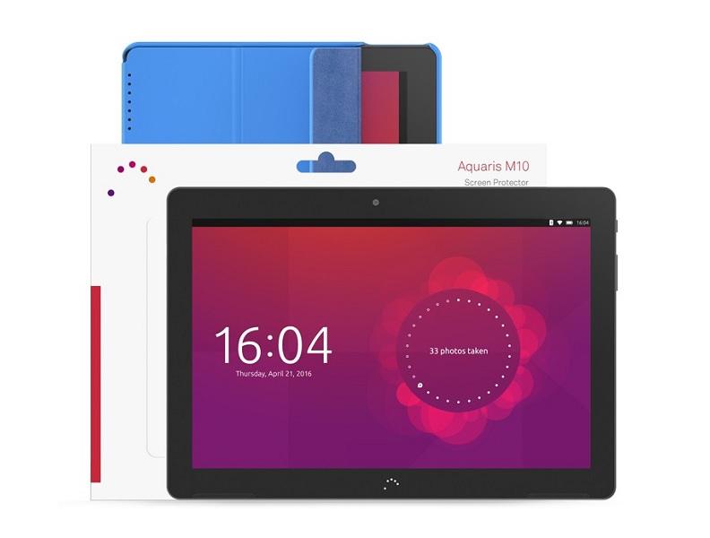 BQ Aquaris M10 FHD Ubuntu Edition