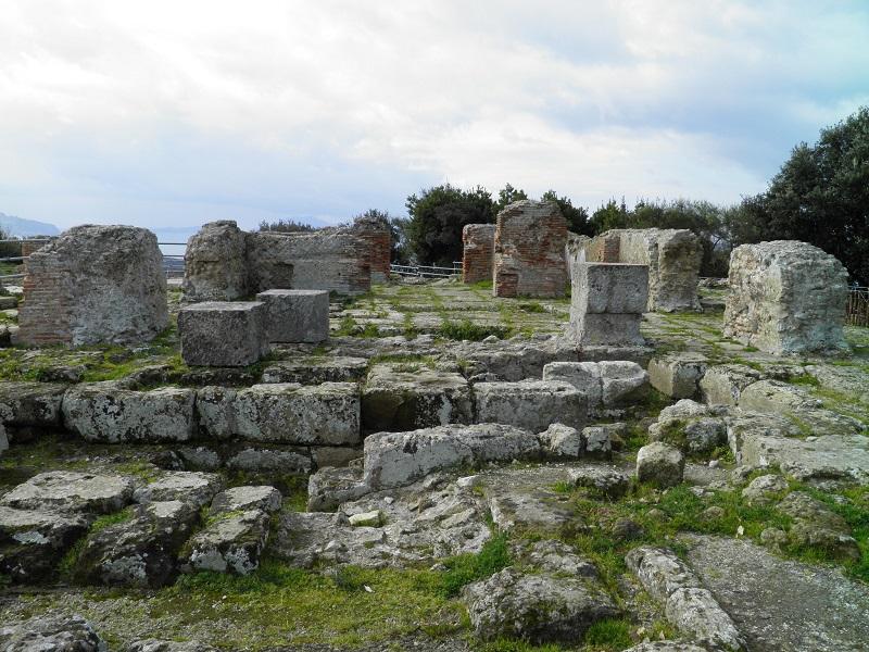 Temple of Apollo, Cumae, Italy
