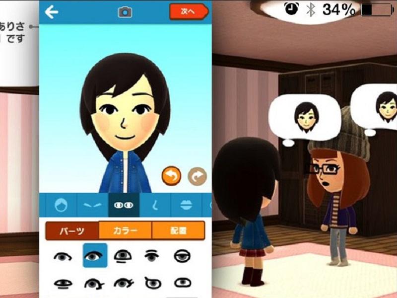 Nintendo - Miitomo App