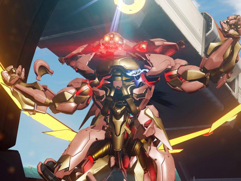Halo 5: Guardians - Warzone Firefight (Mythic Warden)