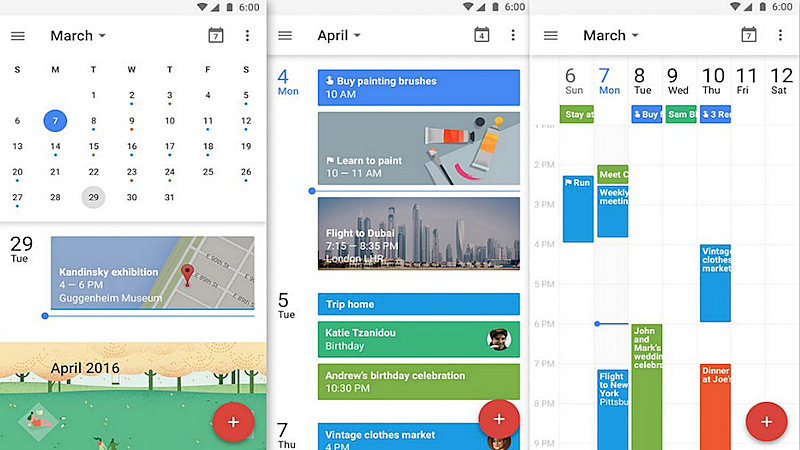 Google Calendar For Android Launches New Feature That Finds The Best Time For Everyone To Meet