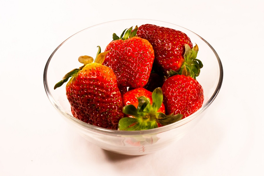 Strawberry Preservation