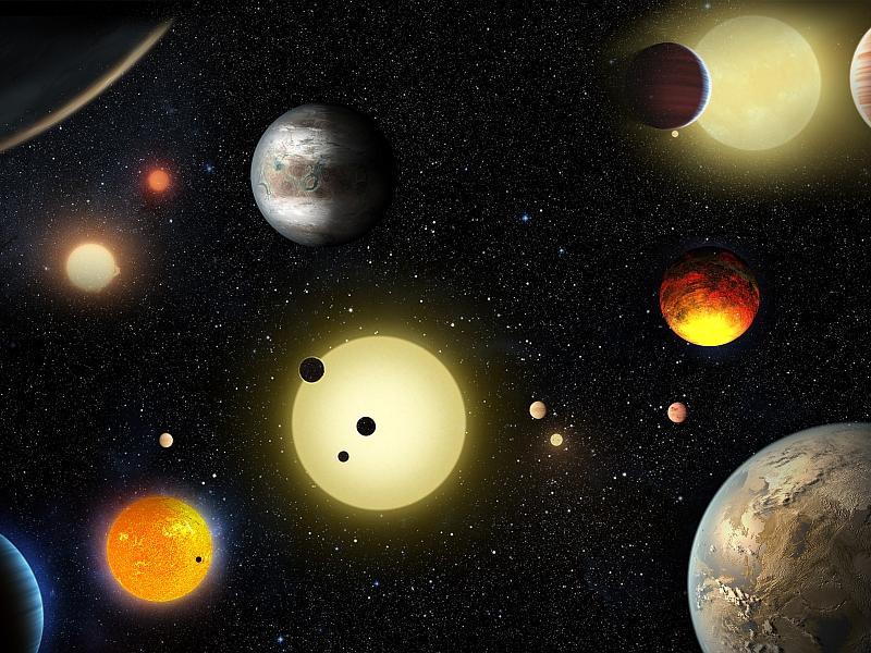Kepler All Planets