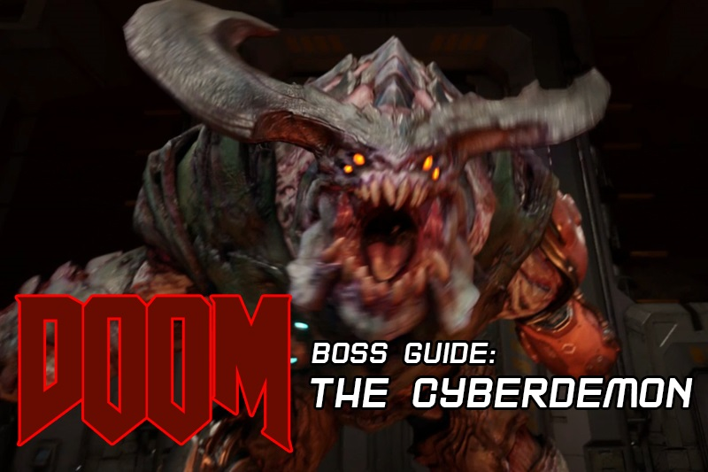 He's back! Here's how to beat the first boss of Doom, the Cyberdemon!