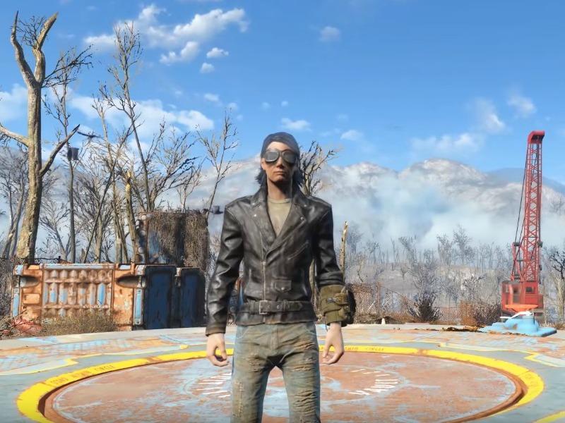 Quicksilver Plays Fallout 4